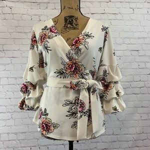 Maurices floral top